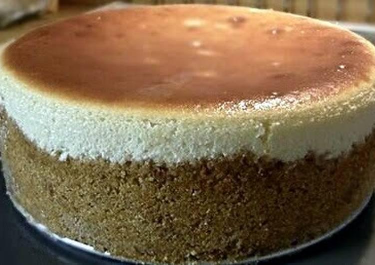 Mike's NY Cheesecake 101