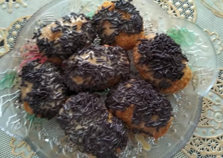 Pisang nugget coklat kriuk
