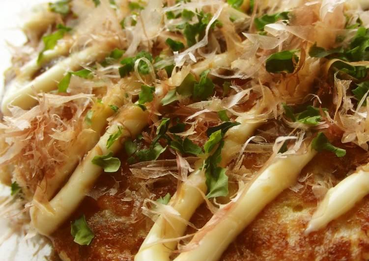 Simple Way to Make Favorite Low-carb Okonomiyaki-Style Koya Tofu