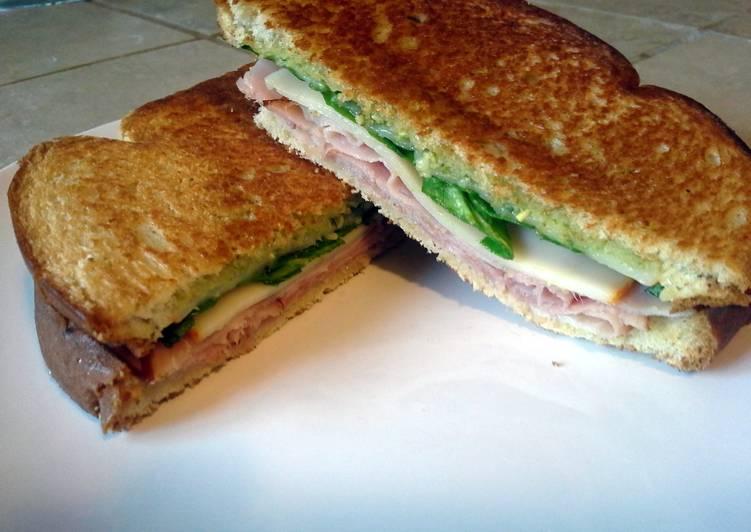 Easiest Way to Make Ultimate BP sandwich