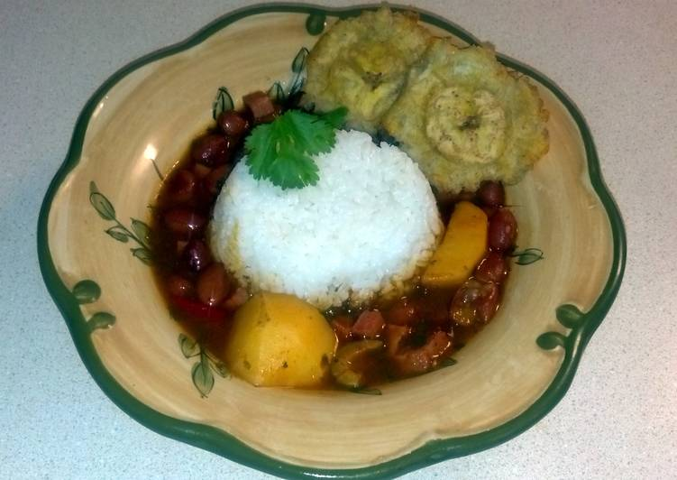 Puerto Rican Rice & Pink Beans, Foods That Are Good For Your Heart