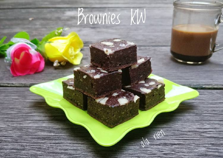 Brownies KW DEBM Teflon