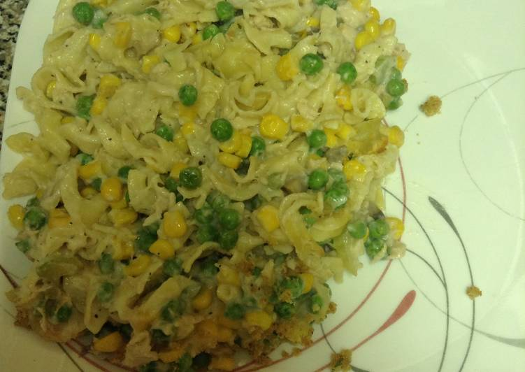 No Soup Tuna Noodle Casserole, Choosing Healthy and balanced Fast Food