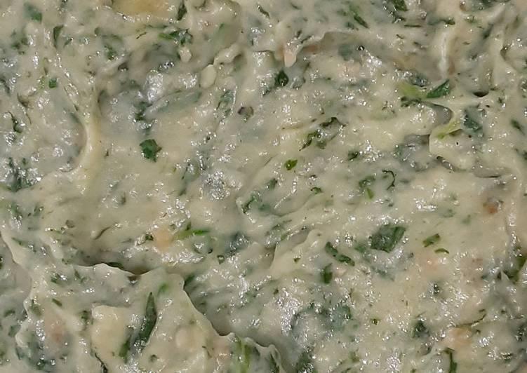 Recipe: Yummy Hungarian Spinach dip
