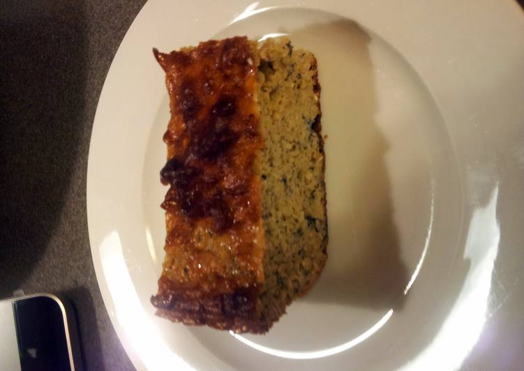 Recipe: Appetizing Protein packed banana bread
