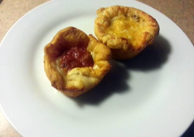 Recipe: Perfect mini cheeseburger muffins