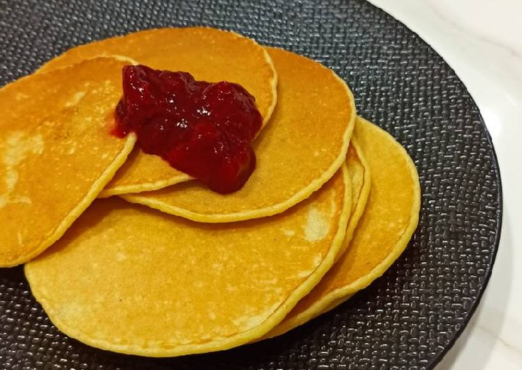 Pancake Teflon Simple