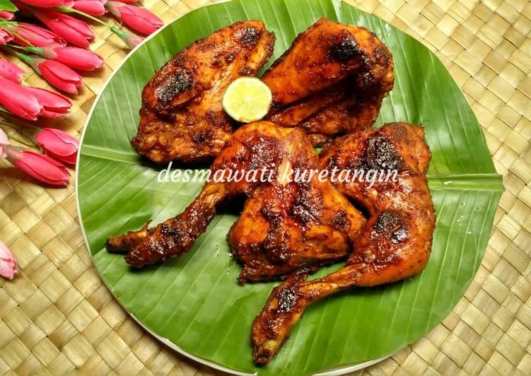 Resep Ayam Bakar Teflon Tanpa Santan