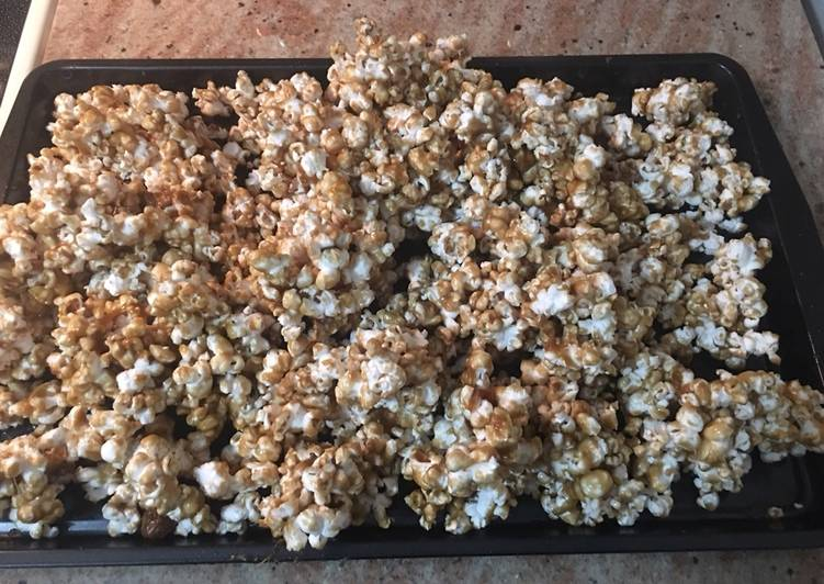 Simple Way to Make Ultimate Carmel Corn