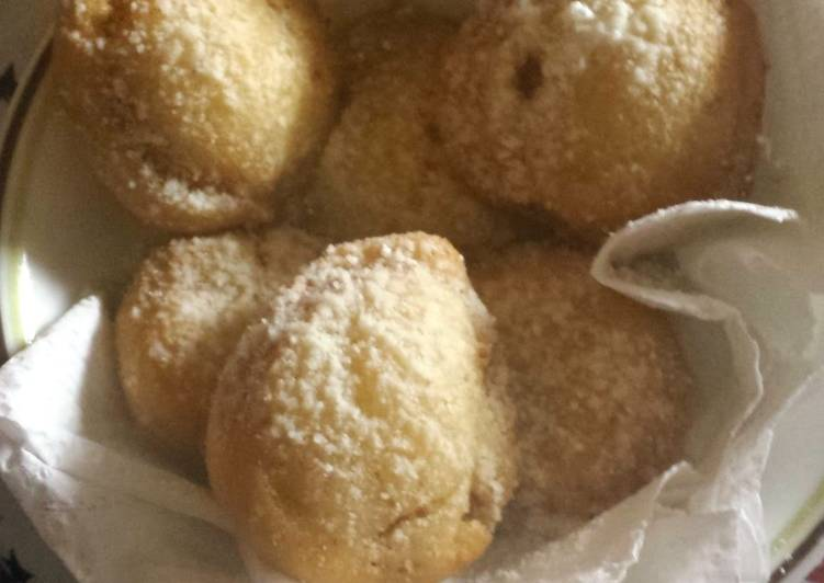 Fried Oreos;