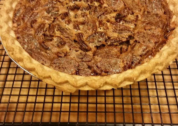 Jack Daniels Pecan Pie Recipe By Inecilia Cookpad