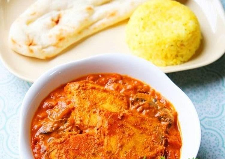 Recipe of Ultimate Authentic Tandoori Fish Curry