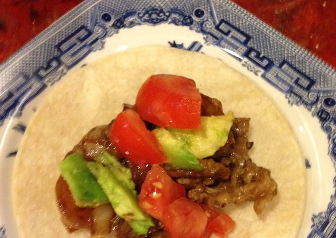 Recipe of Ryan's Street Tacos Tasty