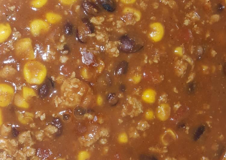 Recipe of Super Quick Homemade Taco Soup