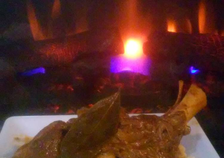 Luxurious Lamb Shanks, A Lot Of You Might Not Recognize This But Coconut Oil Can Have Great Health Advantages To It
