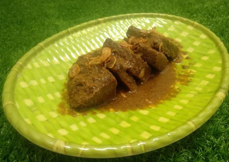 Semur daging fiber creme
