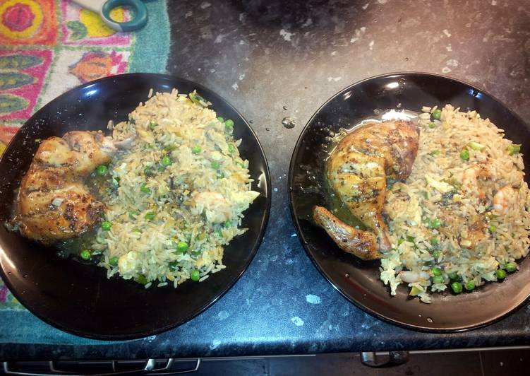 Recipe of Ultimate F***in' Awesome Chicken Thighs
