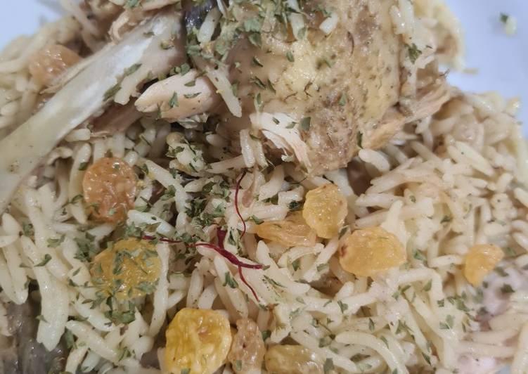 Rahasia Membuat Nasi Briyani Ayam Anti Gagal