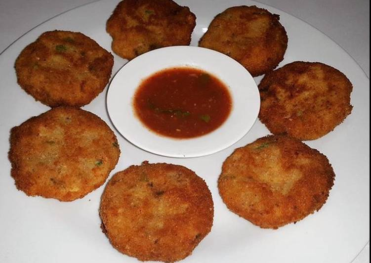 Recipe: Yummy Tuna fish Cakes