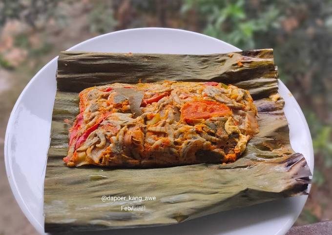 Pepes ikan (Diet)