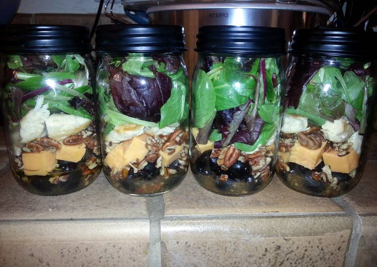 Recipe of Award-winning Savory Spring Salad