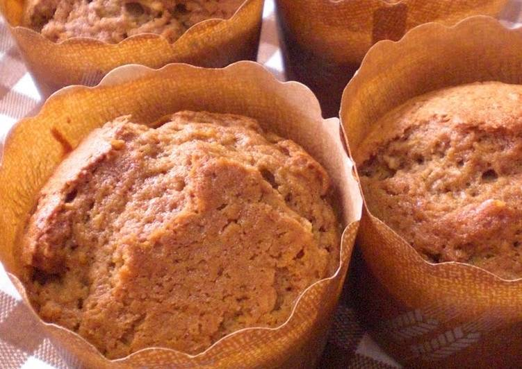 Comforting Coffee Muffins Recipe By Cookpad Japan Cookpad
