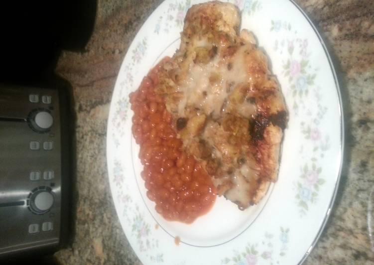 Gibbons easy bake chicken