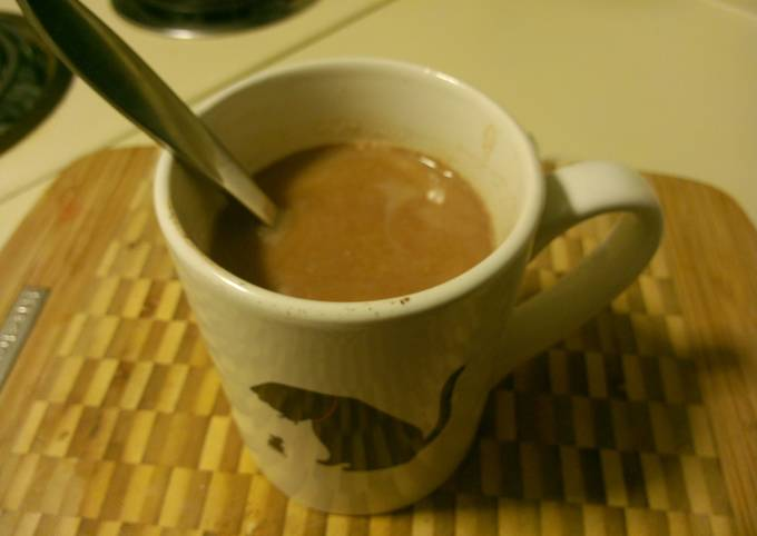 Dark Chocolate Christmas Tea