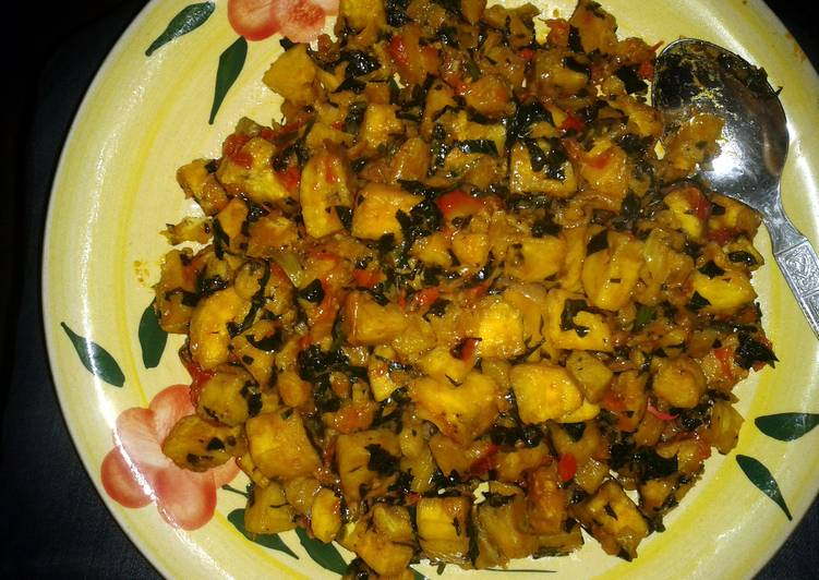 plantain meal