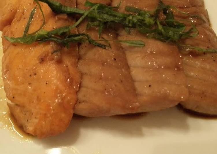 Recipe of Quick Transform Leftover Sashimi in 5 Minutes!