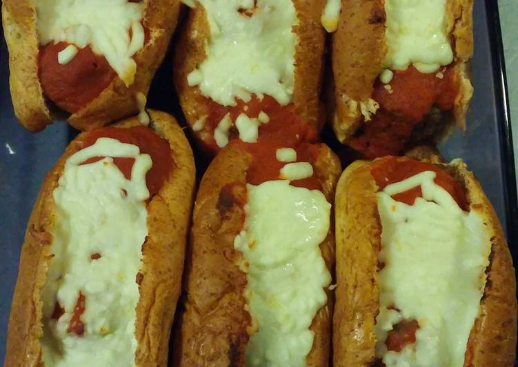 Step-by-Step Guide to Make Any-night-of-the-week Easy meatball subs
