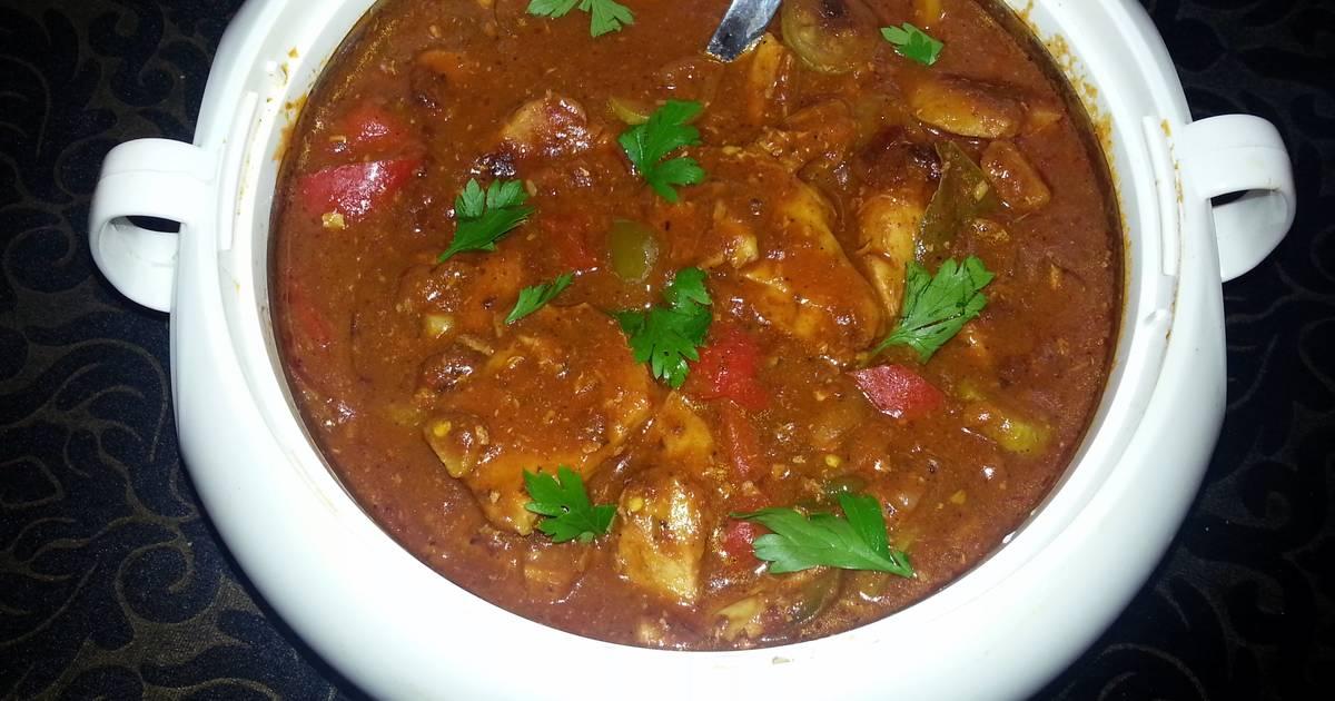 Arabic Chicken Masala Recipe By Ajeeby Cookpad