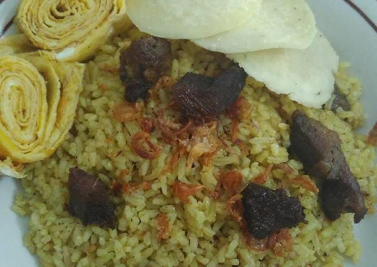 Nasi Kebuli Kambing #suasana idul adha