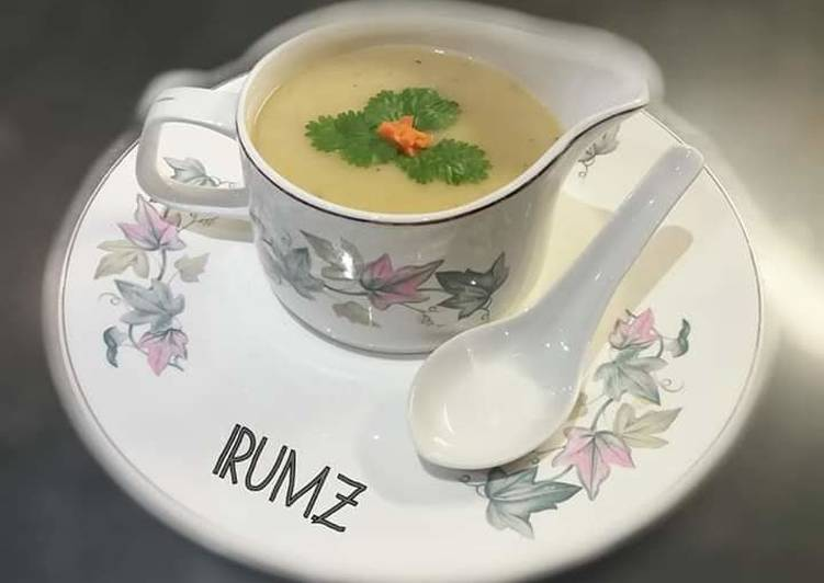 Easiest Way to Prepare Most Popular 🥒🥔🍝Leek and potato soup🍝🥔🥒