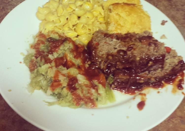 Recipe: Delicious Meatloaf