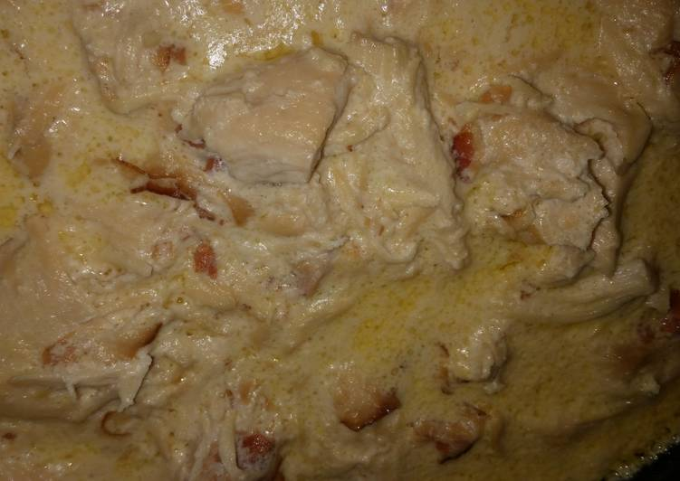 Recipe: Delicious Low Carb Smothered Chicken