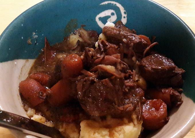 """Denise's """"Stew-pidly Easy"""" Beef Stew"""