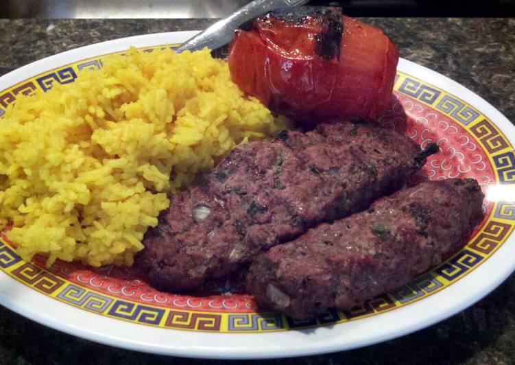How to Prepare Award-winning beef kafta