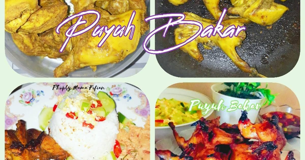300 Resep Puyuh Bakar Enak Dan Sederhana Ala Rumahan Cookpad