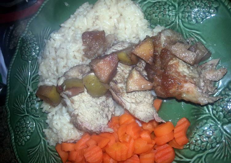 Baked Apple Pork Tenderloin, Many Of You Might Not Understand This But Coconut Oil Can Have Great Health Advantages To It