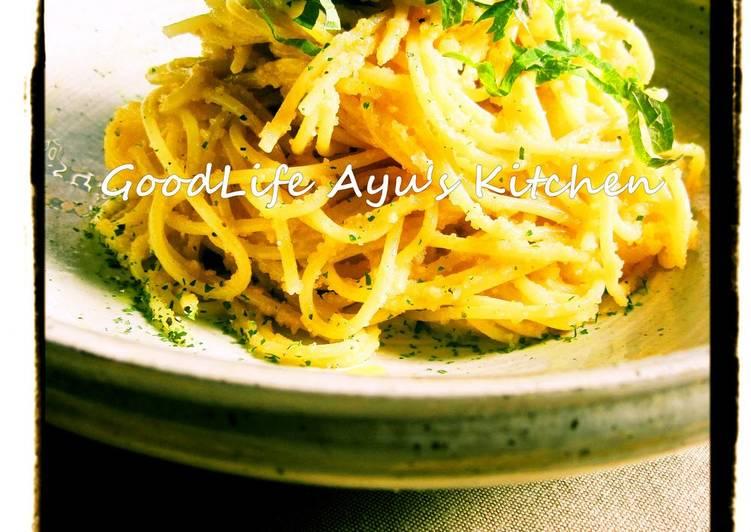 How to Prepare Speedy Tarako Spaghetti