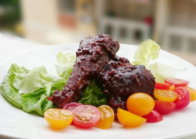 Pork Rib In Guilin Sauce