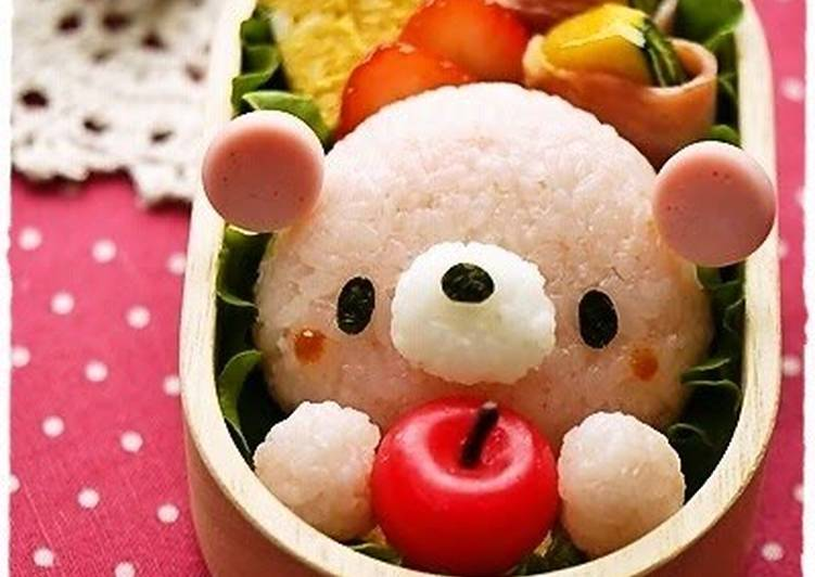 Your Overall Health Can Be Affected By The Foods You Choose To Consume Little Pink Bear Charaben
