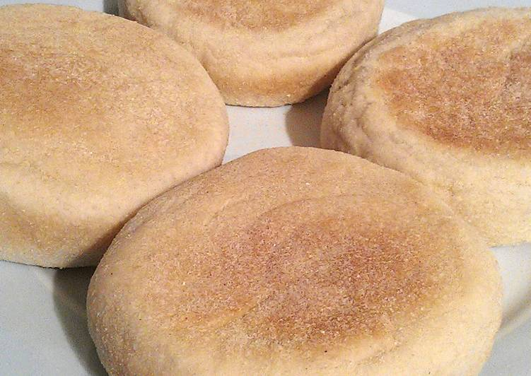 Recipe of Most Popular Vickys English Muffins, Gluten, Dairy, Egg & Soy-Free