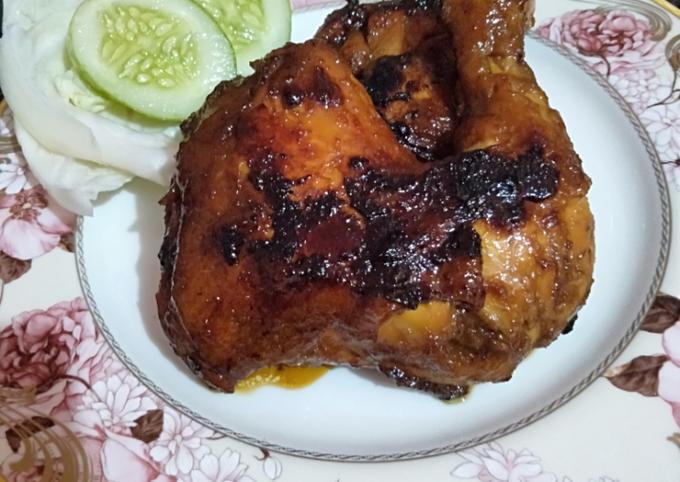 Ayam Bakar Teflon Enak