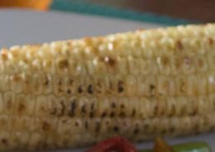 Microwavable Corn on the Cob