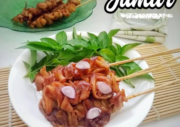 Sate Jamur