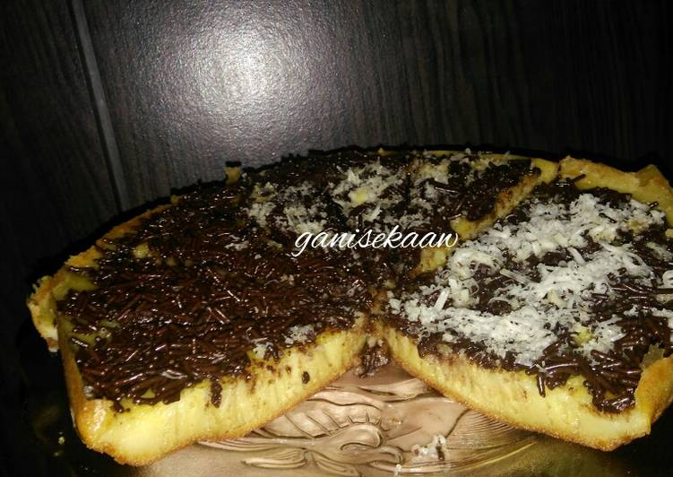 Martabak Coklat Keju
