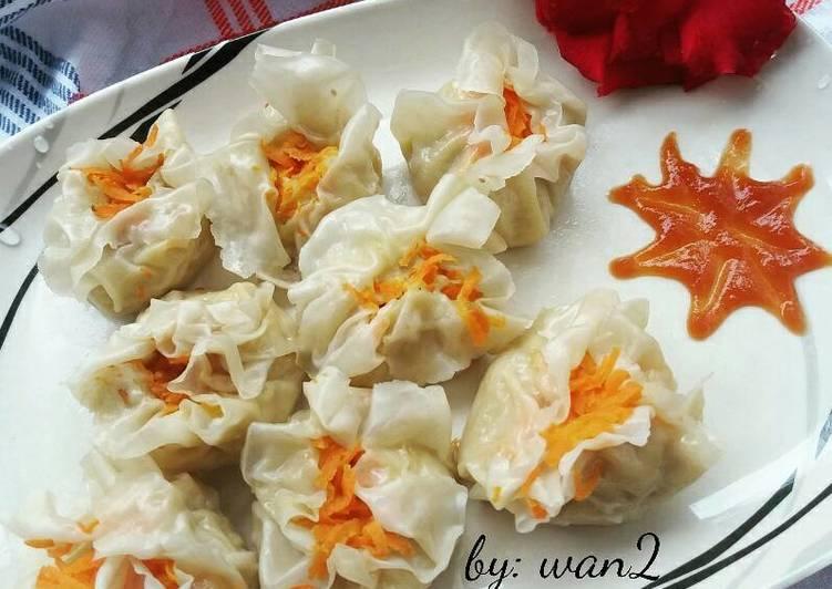 Siomay Ikan Tenggiri - cookandrecipe.com