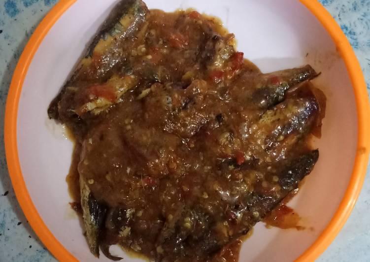 Resep Sambal Gereh Besek Ikan Keranjang Oleh Yulia Suryandari Cookpad